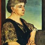 portrait-of-artist-s-mother-1911