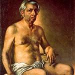self-portrait-nude-1945