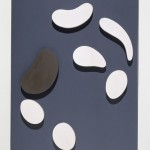 six-white-forms-and-one-gray-make-a-constellation-on-a-blue-ground-1953-jean-arp