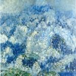 油絵・山・1929-30