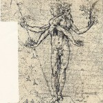 791px-Leonardo_da_Vinci_-_unknown_drawing_of_androgyn_corpus_with_two_heads