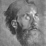 Albrecht_Dürer_-_Head_of_an_Apostle_Looking_Upward_-_WGA07068
