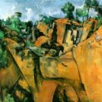 Cezanne ca 1895 Mont Sainte Victoire c OK
