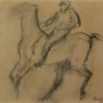 Edgar_Degas_-_'Jockey_on_Horse',_charcoal_on_paper,