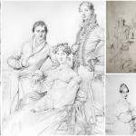 Ingres-Drawings