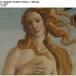 Lecture 15 - Botticelli, The Birth of Venus, c. 1482