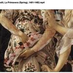 Lecture 22 - Botticelli, La Primavera (Spring), 1481-1482