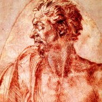 Michelangelo-man-profile