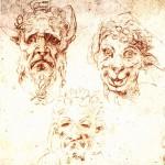 Michelangelo_Buonarroti_-_Studies_-_WGA15523