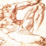 Michelangelo_Buonarroti_-_Study_for_Adam_-_WGA15539