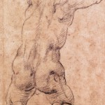 Michelangelo,_Kneeling_Male_Nude