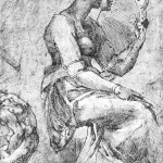 Michelangelo,_Study_of_a_Seated_Woman