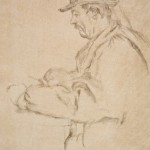 Paul_Cézanne_-_Study_for_the_Card_Players,_drawing,_1890-96,_Honolulu_Academy_of_Arts