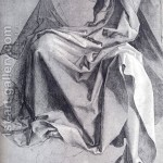 Study-Of-Drapery-1508-Drawing