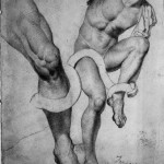 Study of the Laocoon