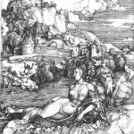 albrecht-durer-the-sea-monster