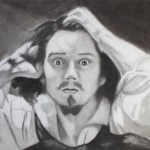 gustave_courbet____the_desperate_man_____charcoal_by_iamjamesd-d6p1bus