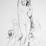 ingres__the_birth_of_venus_by_munchengirl-d38jm6f