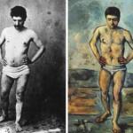 photographs Cezanne