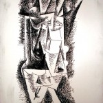 picasso_ink_drawing_by_dmannsart-d3k6owz