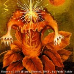 Flower-of-Life-Flame-Flower-1943-by-Frida-Kahlo