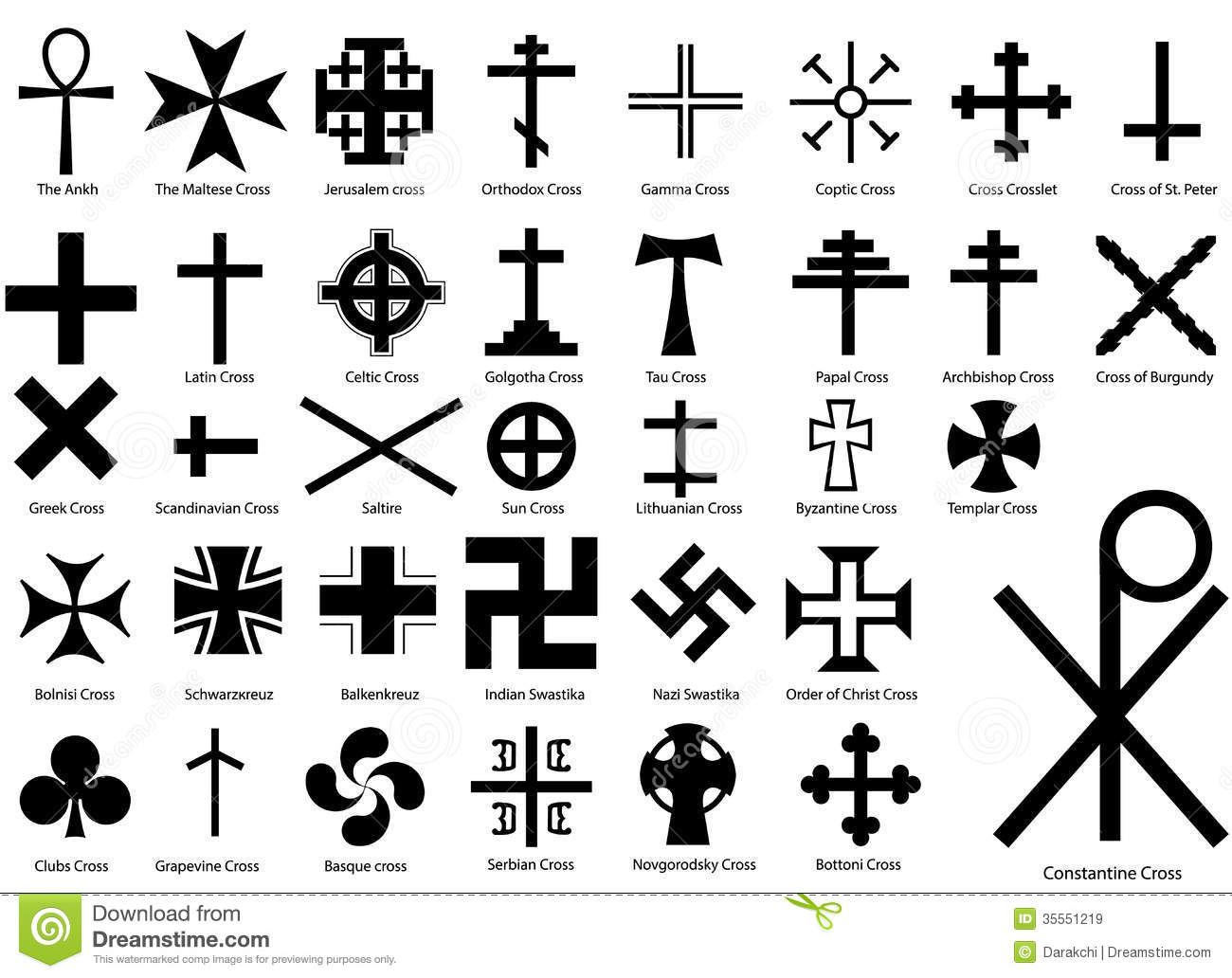 crosses-illustration-set-different-kind-isolated-white-background-each-cross-entitled-35551219