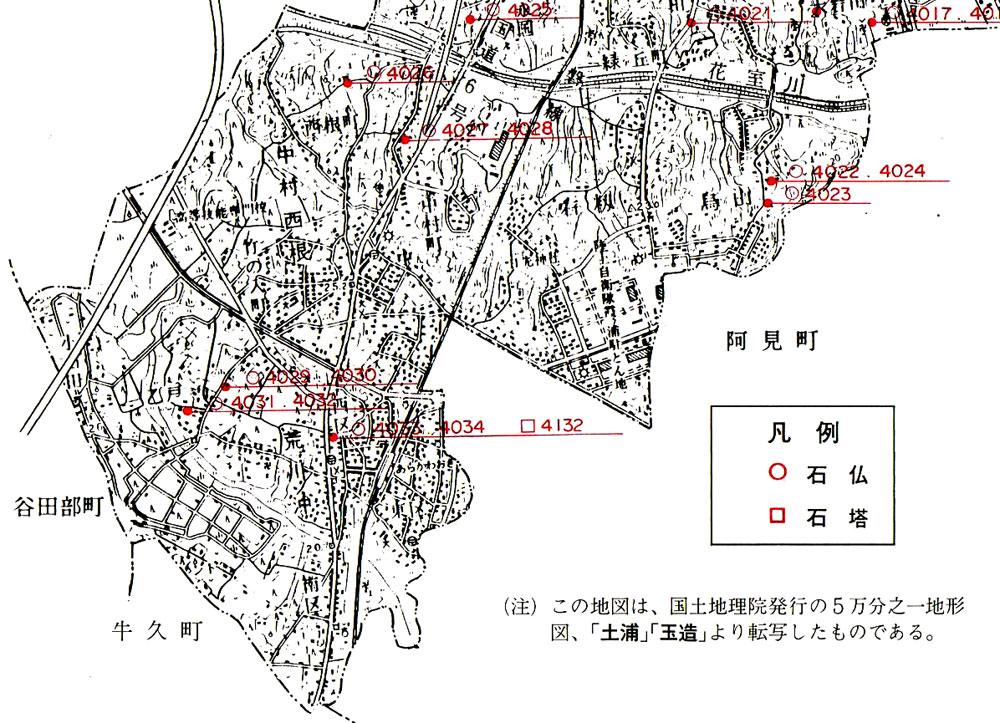如意輪観音map